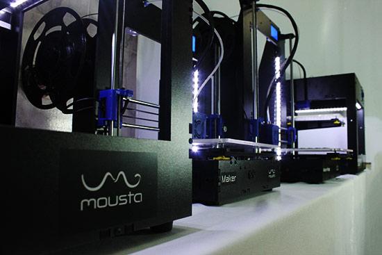 Mousta Impressoras 3d